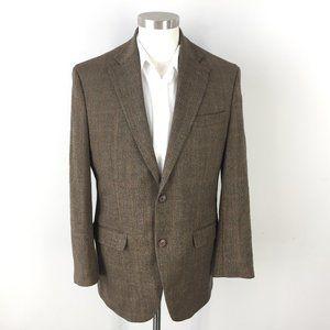 Ralph Lauren 38 R 100% Wool Sport Coat Blazer